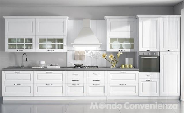 Sofia - Cucine - Moderno - Mondo Convenienza | Modular Kitchen ...