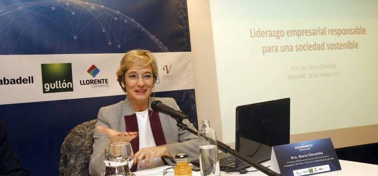 NURIA CHINCHILLA: Sobre el lavado de cerebro de la ideología de género http://zurired.es/nuria-chinchilla/