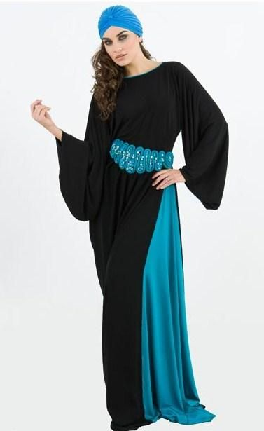 This is the image gallery of 5 Different Abaya Designs for Girls 2014. You are currently viewing Formal Wear Abaya For Teen Girls 2013. All other images from this gallery are given below. Give your comments in comments section about this. Also share stylehoster.com with your friends. #abayadress
