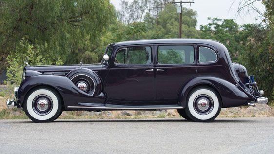 1938 Packard Twelve Sedan
