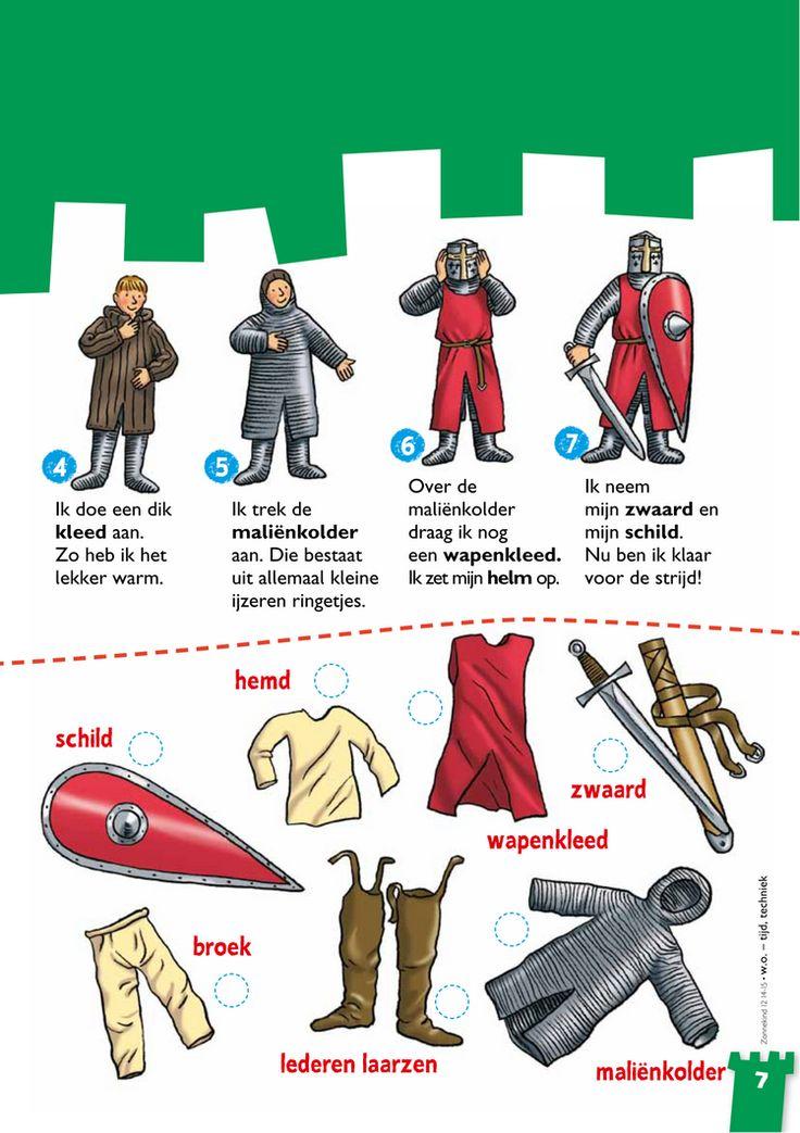 Wat heeft de ridder aan? 2 @keireeen
