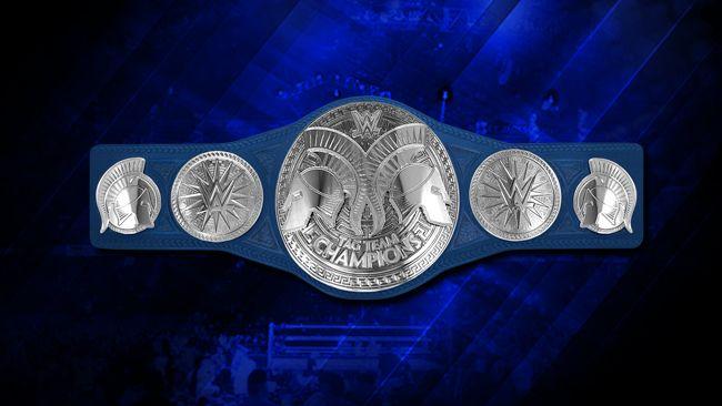 Resultado de imagen para smackdown live tag team championship