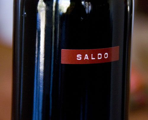 Our wine expert shares details on Prisoner Wine's new labeling for it's Saldo, a unique and complex Zinfandel.