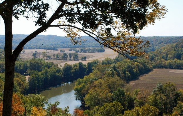Explore! Southern Indiana: The beauty of Martin County Indiana