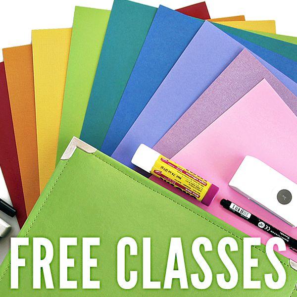 81 Best Scrapbooking Classes Images On Pinterest Card Ideas