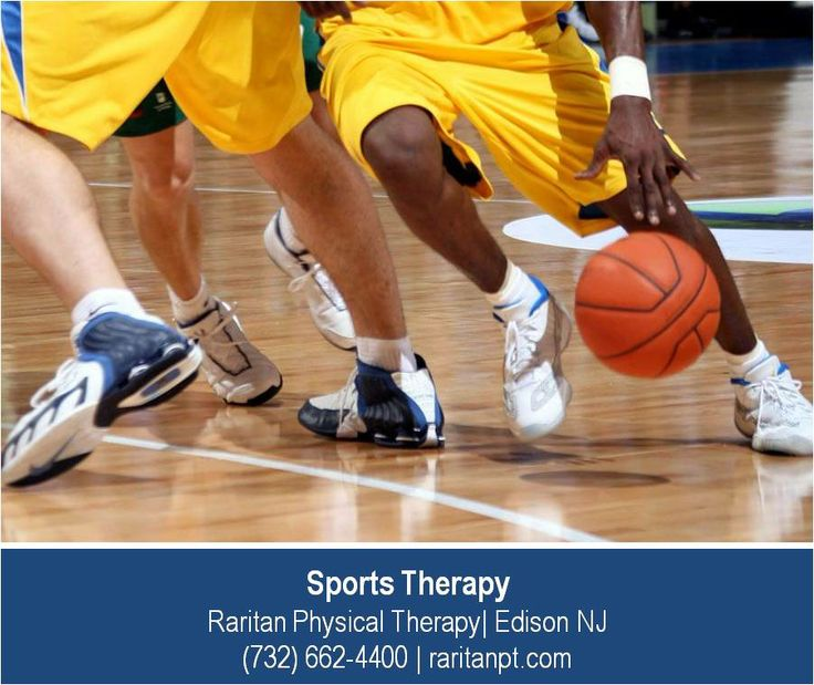 http://raritanpt.com –  At Raritan Physical Therapy in Edison NJ, we work with athletes from many different sports including basketball where knee injuries are the most common complaint. Our sports therapy programs rely on years of experience in sports injury rehabilitation.
