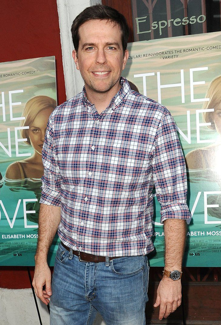 Pin for Later: Grown-Up Griswolds: Meet the Cast of National Lampoon's Vacation Reboot Ed Helms