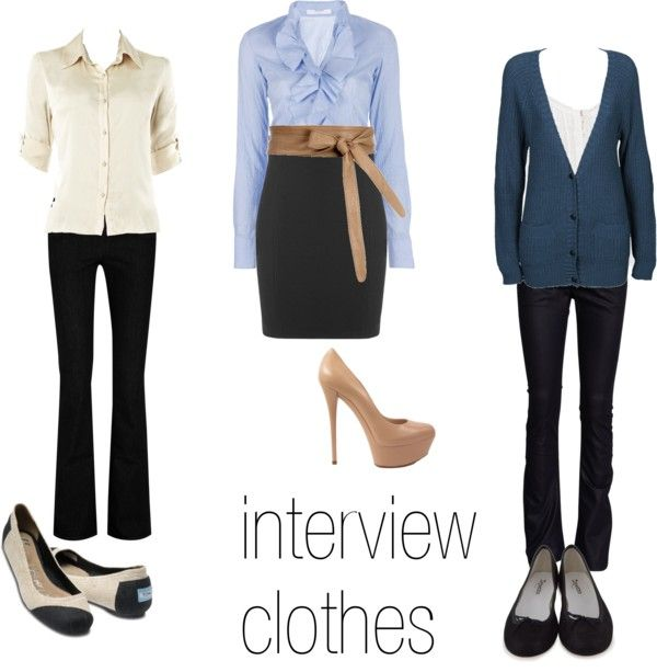 How to do really good in a job interview. | Job interview attire Summer jobs and Interview