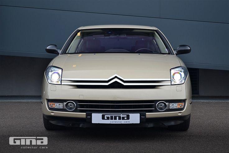 Citroën C6 2.7 HDiF V6 Exclusive Sable Gold - Gina Collector Cars