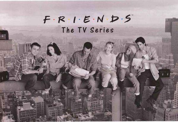 Friends TV Show Cast Poster 24x36 – BananaRoad