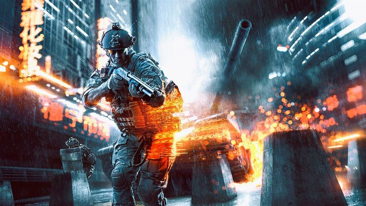 Battlefield 4 wallpaper free, Hayden Turner 2016-07-22