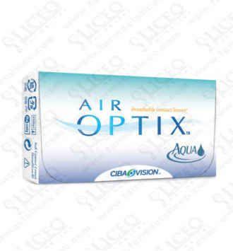 LENTES DE CONTACTO CIBA VISION AIR OPTIX O2 6 LENTES DESECHABLES