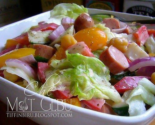 Salad Kacang Kuda