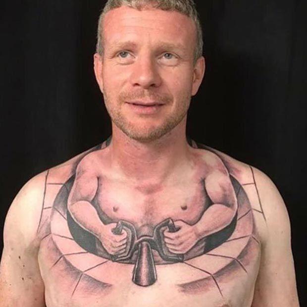 35 Funny Pics Memes Outrageous Nuttiness Team Jimmy Joe Bad Tattoos Fails Bad Tattoos Tattoo Fails