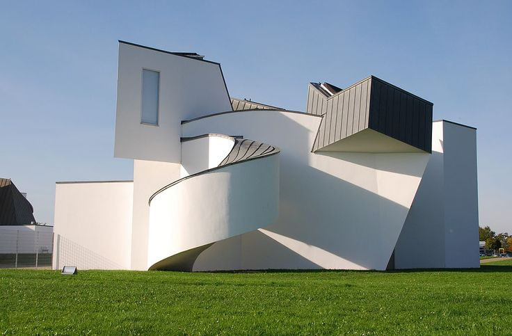 Frank Gehry - Architecture - Le Vitra Design Museum - Weil Am Rhein - Germany