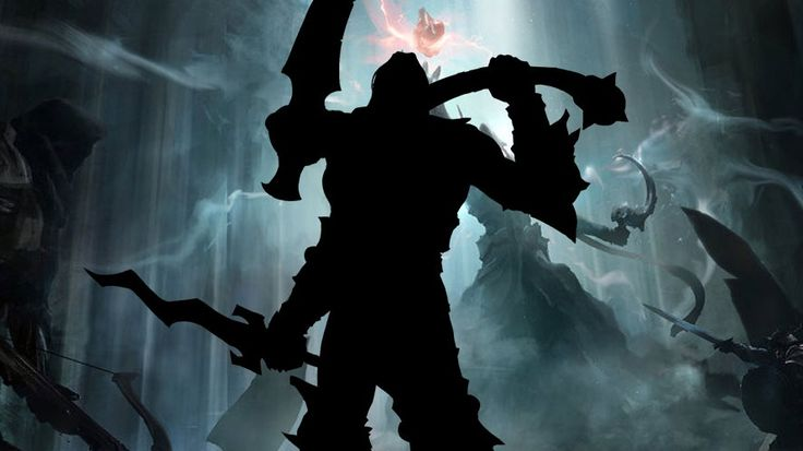 Leaked Art Suggests the Necromancer is Coming to Diablo III #Playstation4 #PS4 #Sony #videogames #playstation #gamer #games #gaming