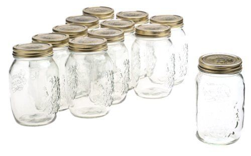 Bormioli Rocco Quattro Stagioni 33 3/4 Ounce Canning Jar, Set of 12 by Bormioli Rocco Glass Company, Inc.. Save 19 Off!. $37.30. Set of 12 preserving jars. Capacity: 33 3/4-ounce. A great gift idea. Made in Italy. Dishwasher safe. The fine tradition of the Bormioli Rocco Group coincides with the very history of glass: the first glassworks was established in Parma in 1825. The company has always demonstrated a great drive to pioneer innovation: in machinery, materials and design. Over the…