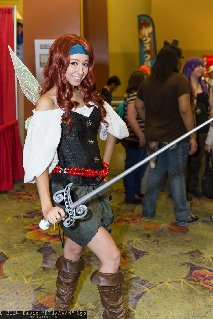 Zarina (Pirate Fairy) - Phoenix Comicon 2014