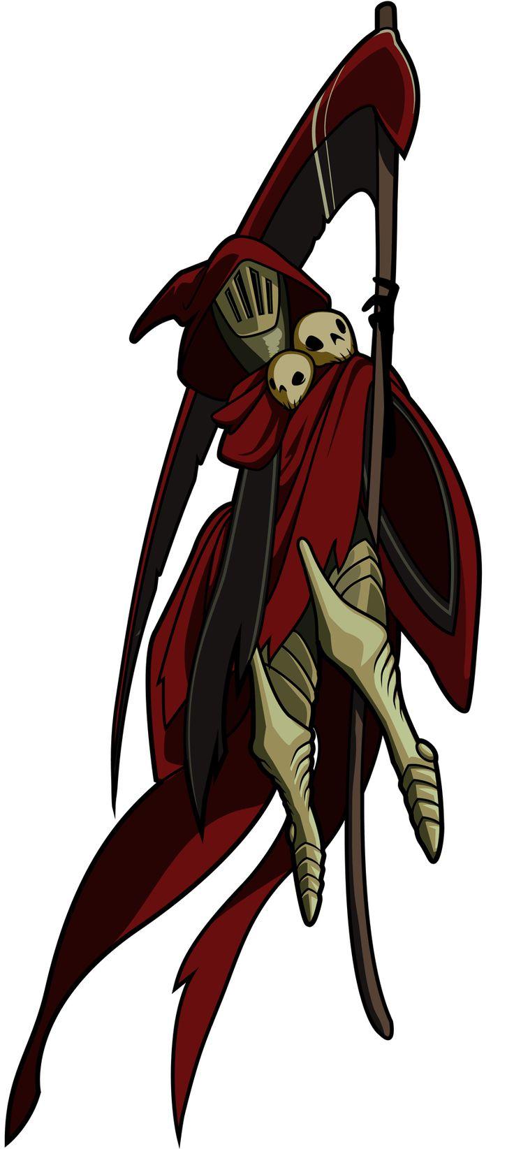 Specter Knight   Shovel Knight