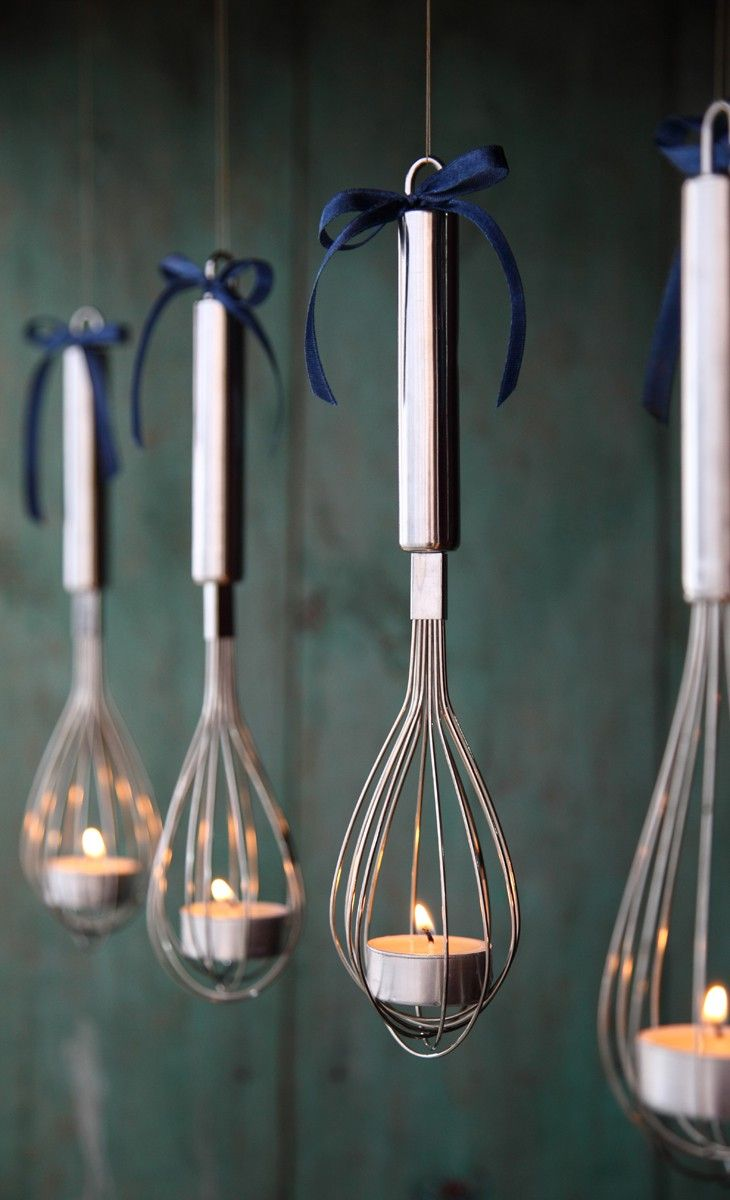 tea candle whisks