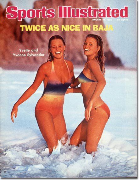 Pin for Later: See Every SI Swimsuit Issue Cover, Ever 1976