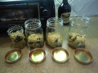 Delicious Breakfast Quinoa - What a good way to start your day!  Make enough for some grab and go breakfasts!!  |ButISawItOnPinterest.blogspot.ca