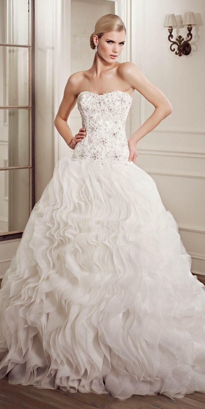 Elianna Moore 2014 Bridal Collection   bellethemagazine.com
