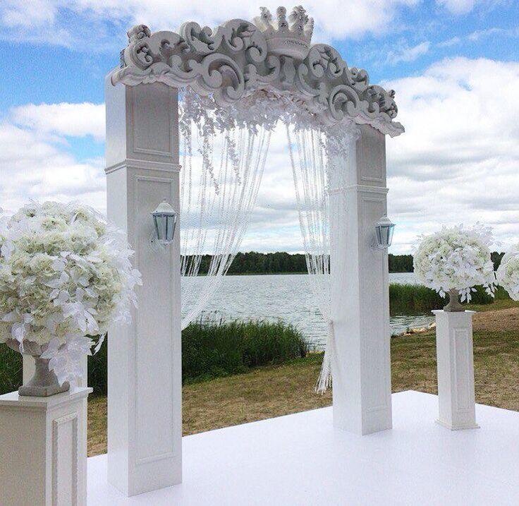 Wedding Altar Backdrops: Alters, Mandaps, & Chuppahs
