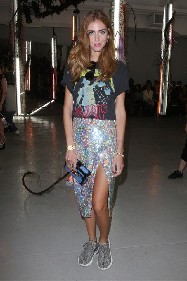 Chiara Ferragni New York Fashion Week