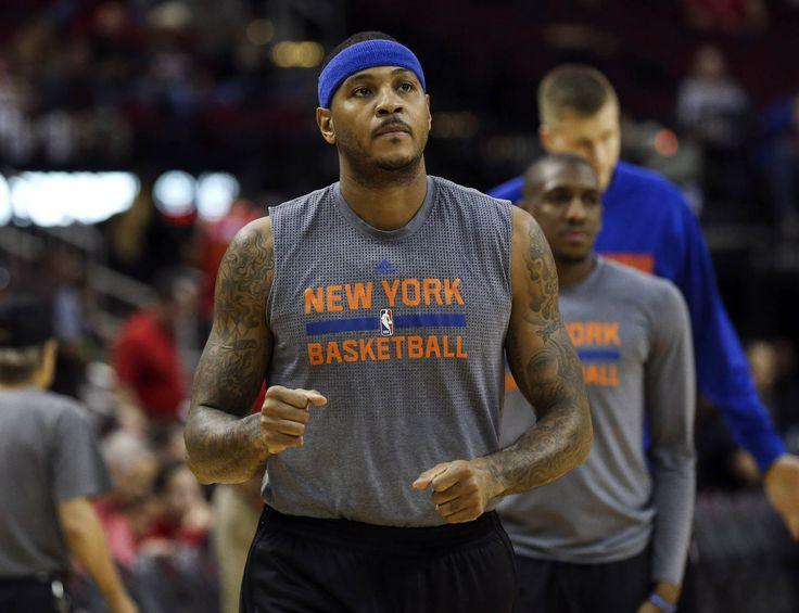 NBA Innovative Coverage :: NBA Trade Rumors: New York Knicks trading Carmelo Anthony to the Bulls?