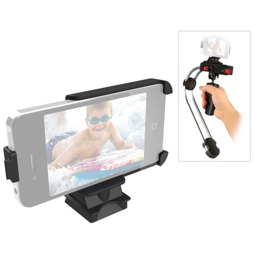 Handy: Steadicam Smoothee for iPhone 4/ GoPro