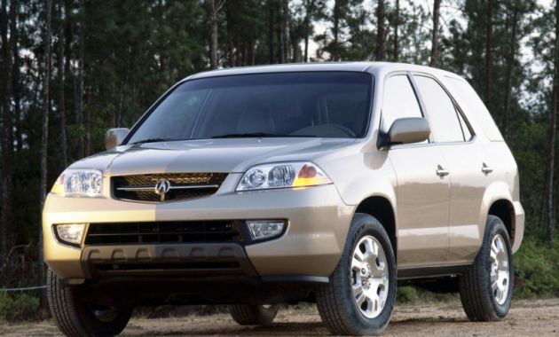 2003 Acura Mdx Owners Manual In 2020