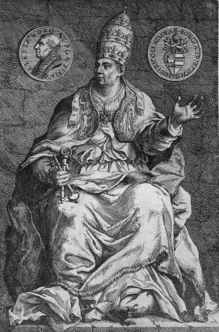 The Renaissance Borgias and their Machiavellian magnetism.
