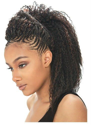 BRAZILIAN-CURL-20-034-MODEL-MODEL-GLANCE-BRAID-SYNTHETIC-FIBER-LONG-CURLY-STYLE