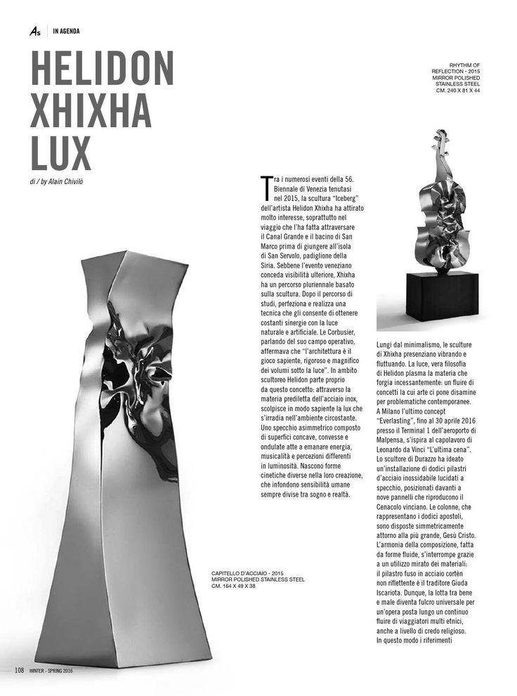 19 best Helidon Xhixha images on Pinterest Abstract sculpture - kleine u küche