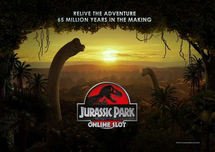 Jurassic Park Slot Game - Mobile and Online at Euro Palace Casino