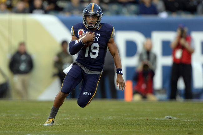 Military Bowl--Navy vs. Pittsburgh - 12/28/15 College Football Pick, Odds, and Prediction