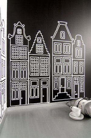 Amsterdam on your wall