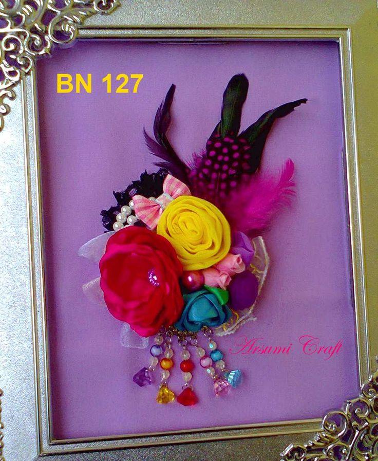 brooch handmade
