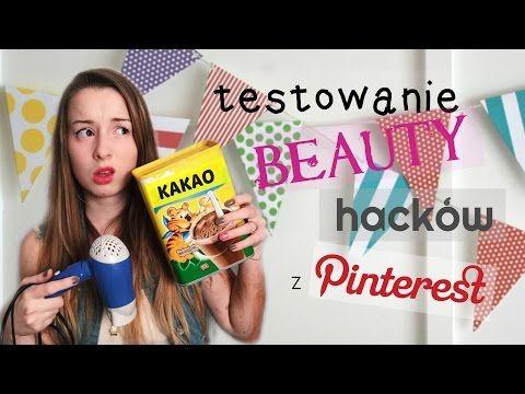 Testowanie Beauty Hacków | Sylwia Lipka - YouTube