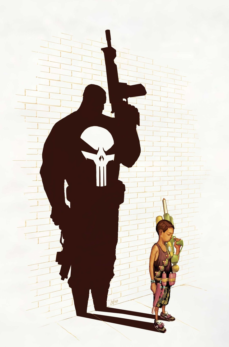 Untold Tales of Punisher Max N°5. Cover by Mike Del Mundo.: Punisher Max, Untold Tales, Funny Pictures, Comic Books, The Punisher, Comicart, Mike Del, World, Comic Art