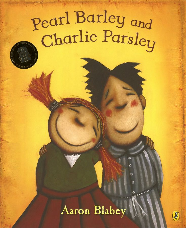 Unit of work for Year 1 on Pearl Barely and Charlie Parsley by Aaron Blabey