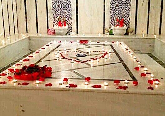 Turkish Bath -Gelin Hamamı - Arslanlı Konak Otel