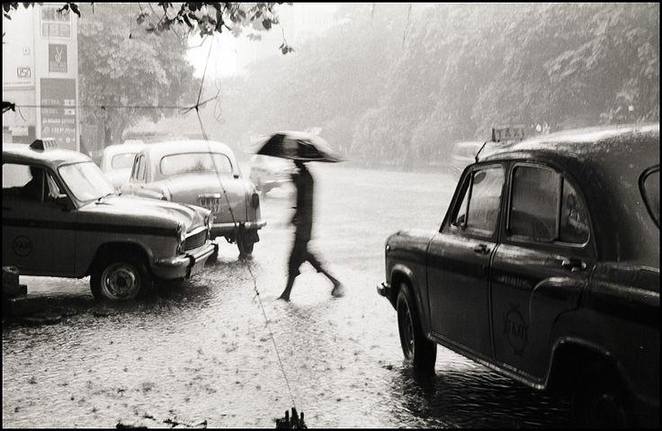 Nothing is more beautiful than Kolkata when it rains.