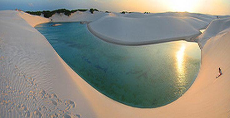 Lencois Maranhenses, una infinita distesa di sabbia bianca   Spiaggia.Piksun.com
