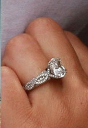 Jenna Dewan Engagement Ring Ashlin Wojciechowski Yours Doesn T Quite Look