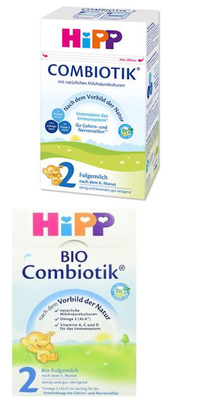 Formula 20403: Hipp Bio Combiotic Stage 2 Organic Formula Free Shipping 4 Boxes 12 2018 -> BUY IT NOW ONLY: $109.95 on eBay!