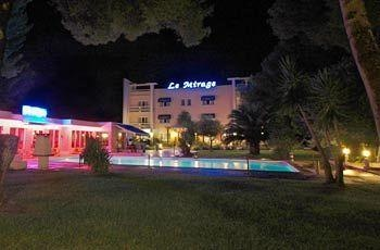 Istres, France...hotel Le Mirage