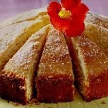 Kakan smakar som sockerkakor gjorde förr. Hemligheten är syran i den gamla grädden.