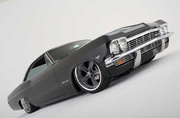 1965 Chevy Impala - Slammed